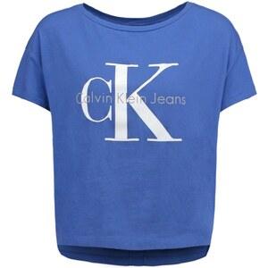 Calvin Klein Jeans Tshirt imprimé blue