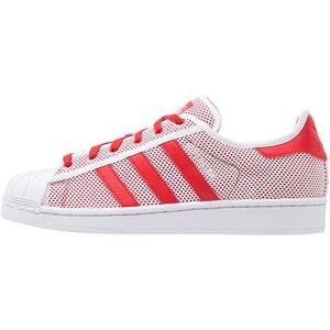 adidas Originals SUPERSTAR ADICOLOR Baskets basses white/collegiate red