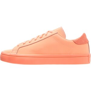 adidas Originals COURT VANTAGE ADICOLOR Baskets basses sun glow