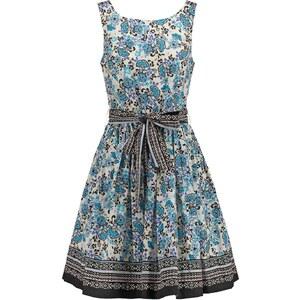 Derhy ENCOLURE Robe d'été bleu