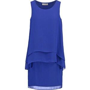 NAF NAF SHANA Robe d'été bleu klein