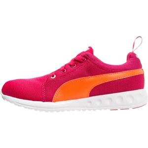 Puma CARSON RUNNER Chaussures de running neutres rose red/fluo peach/pink dogwood
