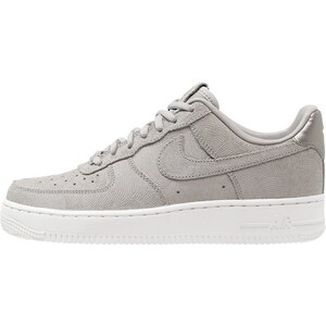 Nike Sportswear AIR FORCE 1 '07 PREMIUM Baskets basses medium grey/offwhite