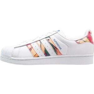 adidas Originals SUPERSTAR Baskets basses white/lab blue