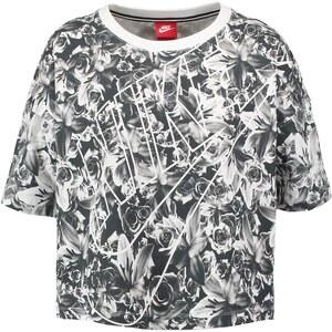 Nike Sportswear Tshirt imprimé black/white