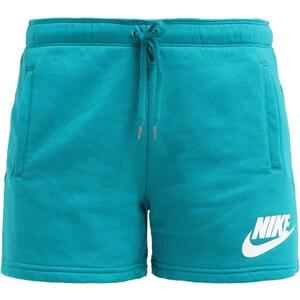Nike Sportswear RALLY Pantalon de survêtement rio teal/rio teal/white