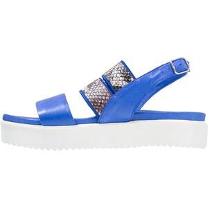 Inuovo Sandales à plateforme royal blue