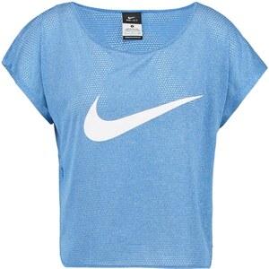 Nike Performance CITY COOL Tshirt de sport light photo blue/white