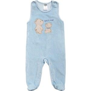 Jacky Baby Grenouillère light blue