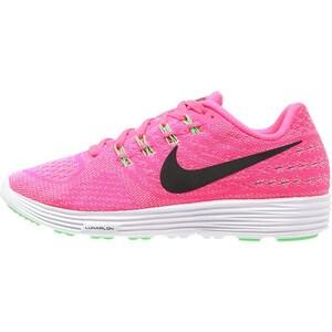 Nike Performance LUNARTEMPO 2 Chaussures de running neutres pink blast/black/white/green