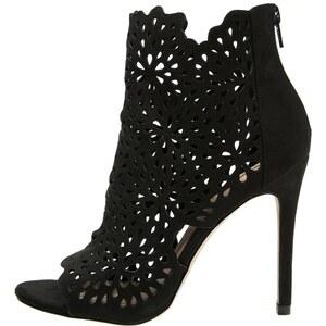 ALDO RALIDIEN Boots à talons black