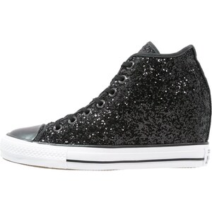 Converse CHUCK TAYLOR ALL STAR MID LUX Baskets montantes white/black