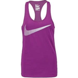 Nike Performance Débardeur bright grape/white