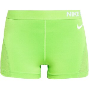 Nike Performance PRO Collants action green/white