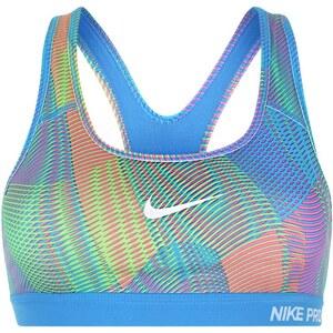 Nike Performance FREQUENCY Soutiengorge de sport light photo blue/hyper pink