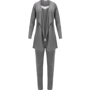 Etam GLAM FLOCON Pyjama grey