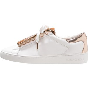 MICHAEL Michael Kors KEATON KILTIE Baskets basses optic white/rose gold metallic