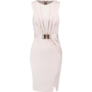 Lipsy Robe fourreau nude
