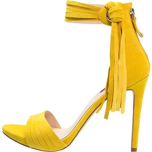 Guess Sandales yellow