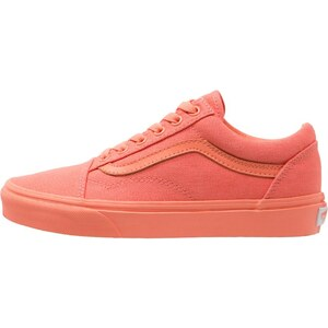 Vans OLD SKOOL Baskets basses fusion coral