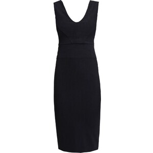 Miss Selfridge Robe en jersey black