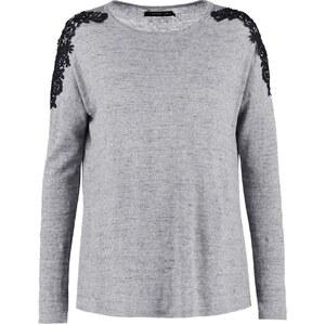 Even&Odd Pullover mid grey melange