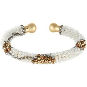 sweet deluxe VITA Bracelet goldfarben/weiß
