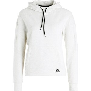 adidas Performance Sweat à capuche pep white