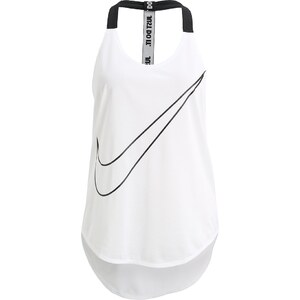 Nike Performance Tshirt de sport white/black