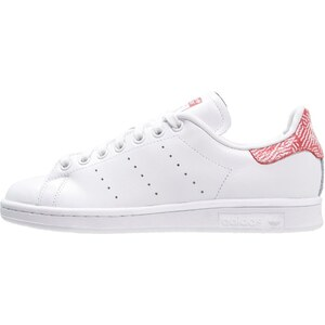 adidas Originals STAN SMITH Baskets basses white/collegiate red