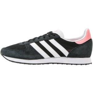 adidas Originals ZX RACER Baskets basses core black/white/ray pink