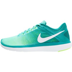 Nike Performance FLEX 2016 RUN Chaussures de running compétition hyper turquoise/white/rio teal/volt