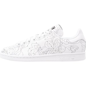adidas Originals STAN SMITH Baskets basses white/black