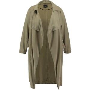 New Look Curves Manteau court dark khaki