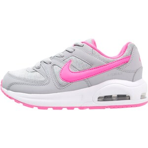 Nike Sportswear AIR MAX COMMAND Baskets basses wolf grey/pink blast/white