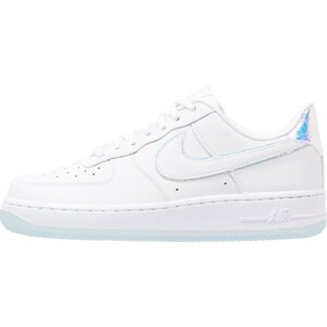 Nike Sportswear AIR FORCE 1 '07 PREMIUM Baskets basses white/blue tint