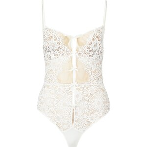 For Love & Lemons KATE Body white