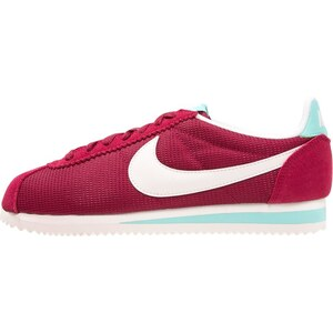 Nike Sportswear CLASSIC CORTEZ Baskets basses noble red/hyper turqoise