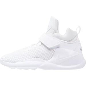 Nike Sportswear KWAZI Baskets montantes white/metallic silver