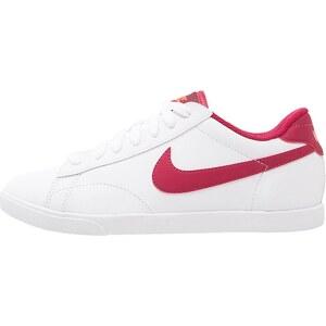 Nike Sportswear RACQUETTE Baskets basses white/noble red/bright crimson