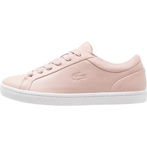 Lacoste STRAIGHTSET Baskets basses light pink