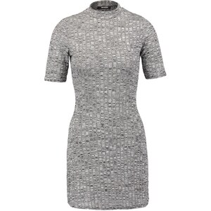 Missguided Robe pull light grey