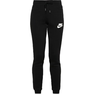 Nike Sportswear RALLY Pantalon de survêtement black/antique silver/white
