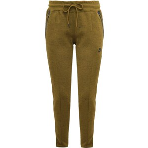 Nike Sportswear TECH FLEECE Pantalon de survêtement olive flak/heather/olive flak/black