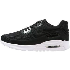 Nike Sportswear AIR MAX 90 ULTRA PLUSH Baskets basses black/white