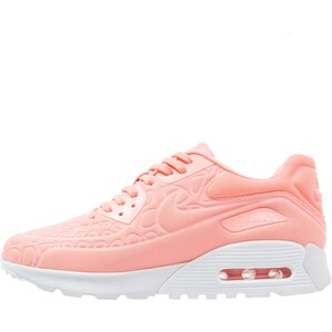 Nike Sportswear AIR MAX 90 ULTRA PLUSH Baskets basses atomic pink/summit white