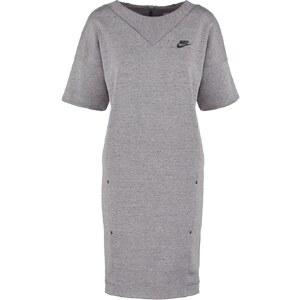 Nike Sportswear Robe en jersey carbon heather/dark grey/black