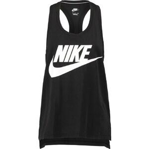 Nike Sportswear Débardeur noir/blanc
