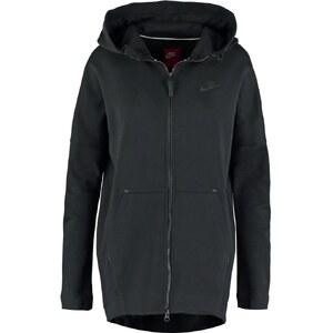 Nike Sportswear TECH FLEECE CAPE Sweat zippé black/black/black