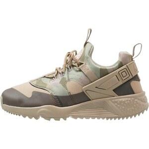 Nike Sportswear AIR HUARACHE UTILITY Baskets basses khaki/matte olive/dark khaki/khaki